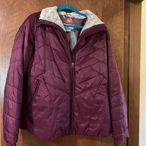 Women's size 1X Columbia kaleidoscope jacket